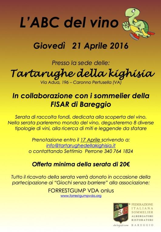 Degustazione 21-04-2016 Flyer